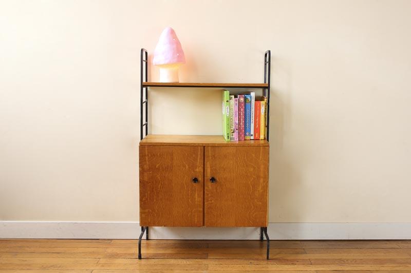 meubles rangement vintage. Black Bedroom Furniture Sets. Home Design Ideas