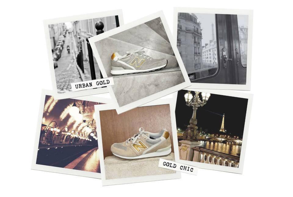 official photos 713ec bca15 Pour sa nouvelle collection printemps-été 2014, Comptoir des Cotonniers  renouvelle pour la seconde fois sa collaboration avec New Balance. Les deux  marques ...